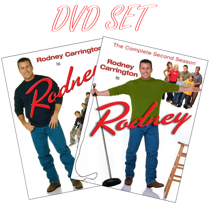 Rodney Carrington DVD Set