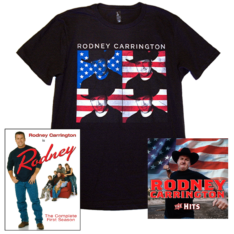 Rodney Carrington The Hits Package