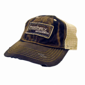 Rodney Carrington Navy and Khaki Ballcap