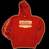 Rodney Carrington Cherry Red Hoodie