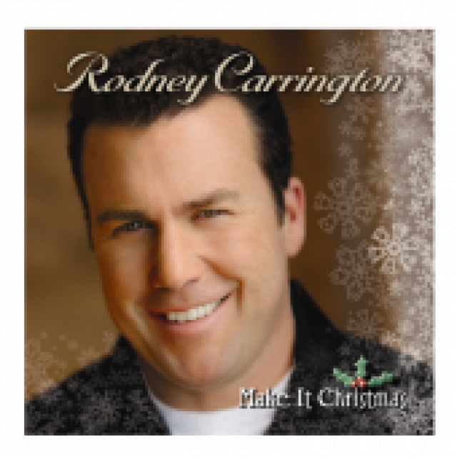 Rodney Carrington CD- Make It Christmas