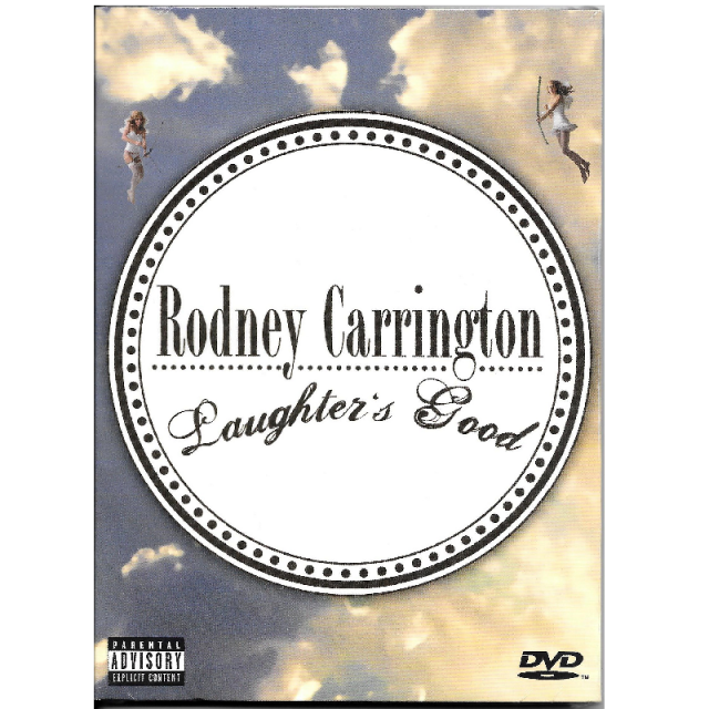 Rodney Carrington DVD- Laughter's Good