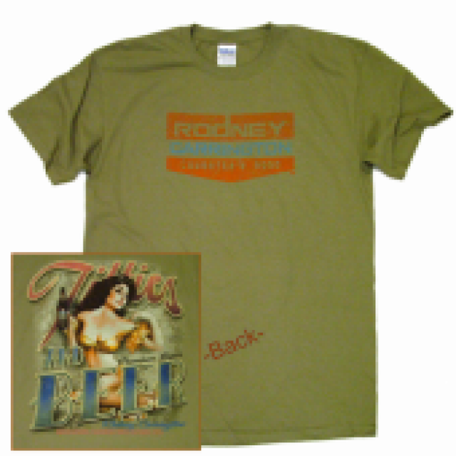 Rodney Carrington Prairie Dust Tee