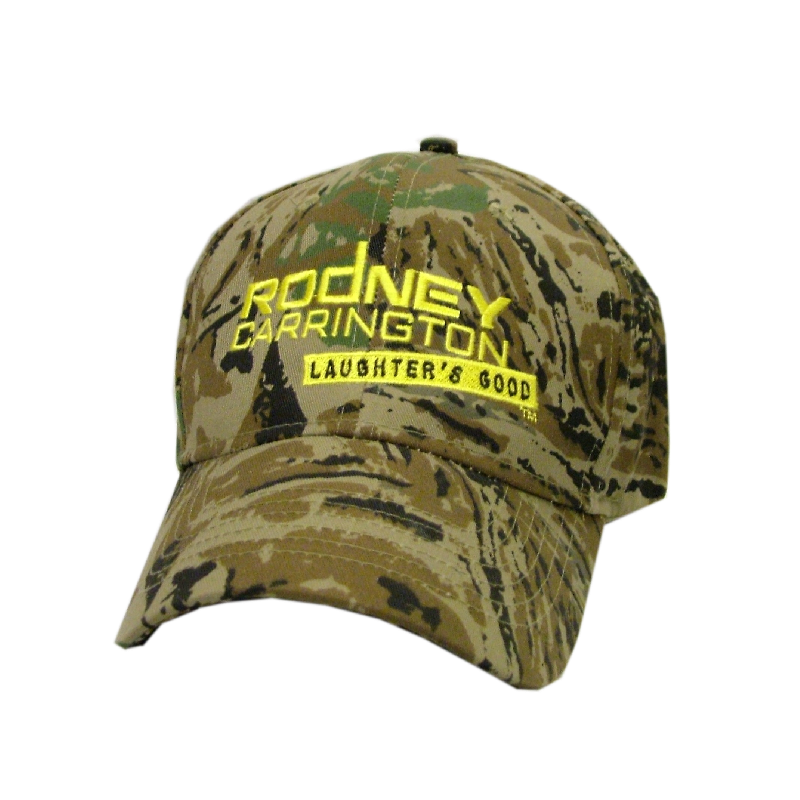 Rodney Carrington Camo Ballcap
