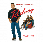Rodney Carrington DVD- Rodney 1st Season