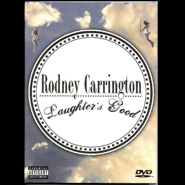 Rodney Carrington DVD- Laughter's Good