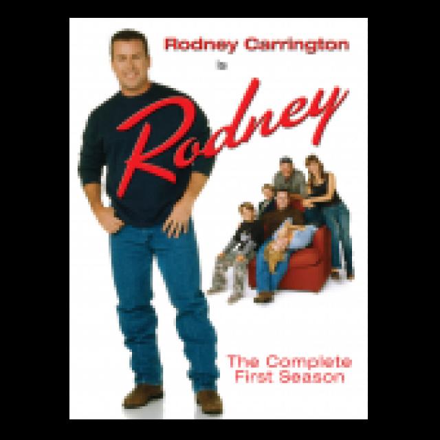 Rodney Carrington DVD- Rodney 1st Season