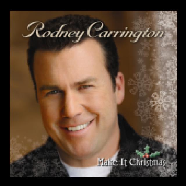 Rodney Carrington CD- Make It Christmas