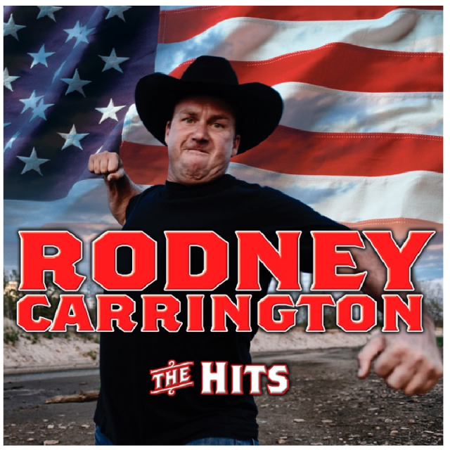 Rodney Carrington CD- The Hits