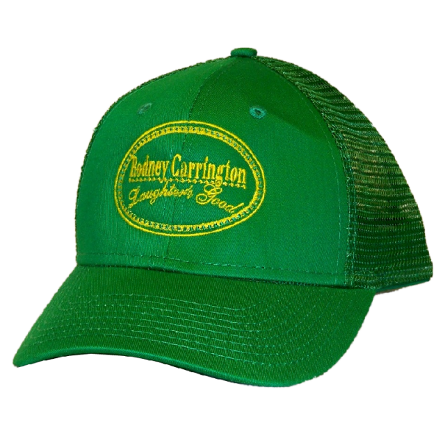 Rodney Carrington Kelly Green Ballcap