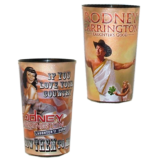 Rodney Carrington 32 oz Stadium Cup