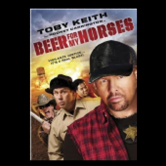 Rodney Carrington DVD- Beer For My Horses