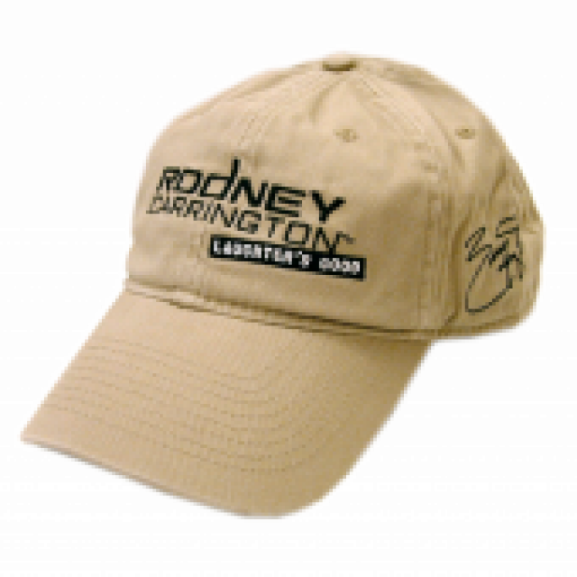 Rodney Carrington Khaki Ballcap